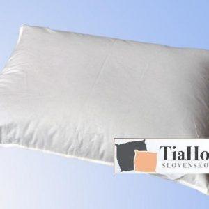 Péřový polštář s chmýří luxury 90×70 cm TiaHome