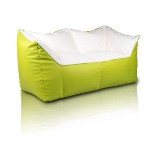 Sedací vak sofa xxl ekokůže